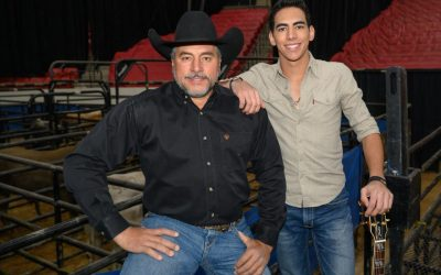 FATHER'S AND SON'S CAREERS INTERSECT AT PBR FINALS
